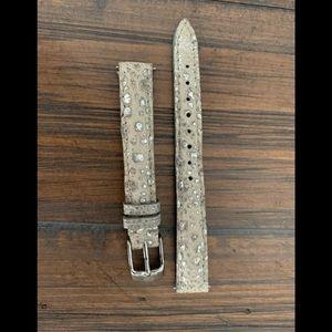 Michele 12mm Watch Band Strap